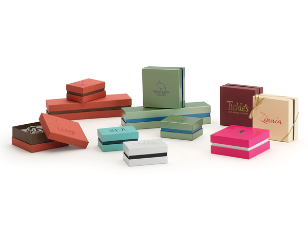 Duet Series Jewelry Boxes