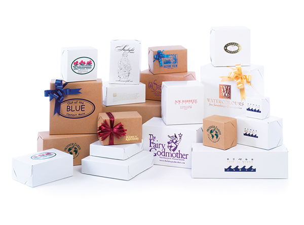 Natural Kraft u0026 White Gloss Two Piece Lock Corner Gift Boxes  sc 1 st  Packaging Specialties & Natural Kraft u0026 White Gloss Two Piece Lock Corner Gift Boxes ... Aboutintivar.Com