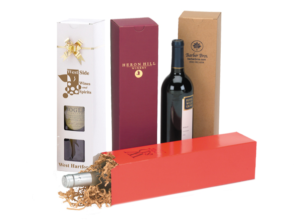One Piece Wine Boxes