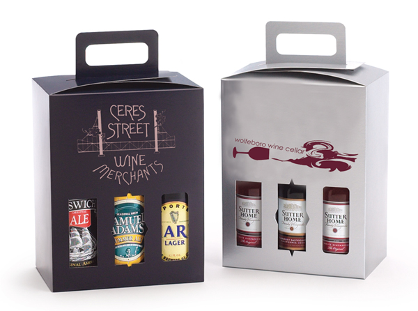 Sampler Wine & Beer Box