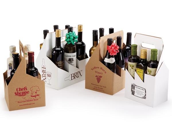 Corrugated Bottle Carriers